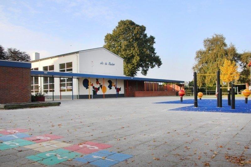 Oud schoolgebouw